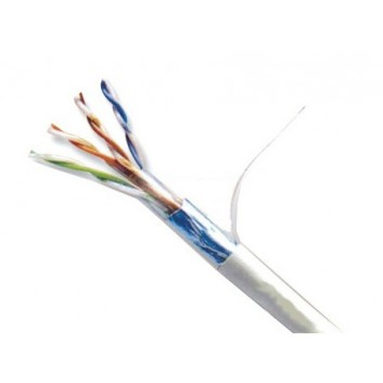 Вита пара Atcom Standard FTP Lan cable CAT5E (FTP 0,5mm CCA за бухту 305 м)